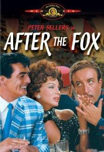 After the Fox posteri