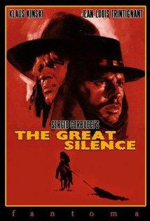 The Great Silence posteri
