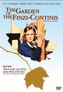 The Garden of the Finzi-Continis posteri