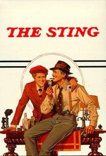 The Sting posteri