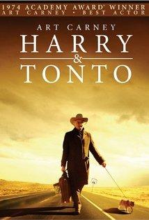 Harry and Tonto posteri
