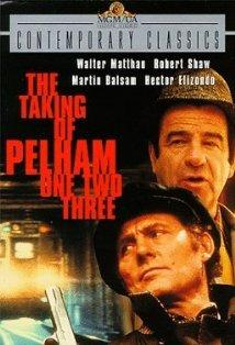 The Taking of Pelham One Two Three posteri