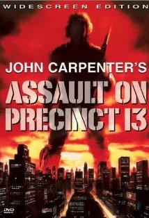 Assault on Precinct 13 posteri