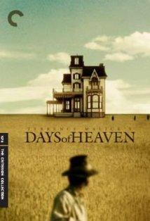 Days of Heaven posteri