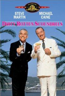 Dirty Rotten Scoundrels posteri