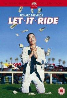 Let It Ride posteri