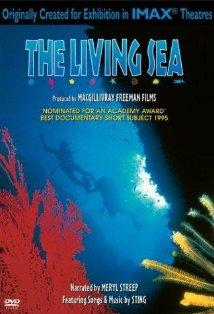 The Living Sea posteri