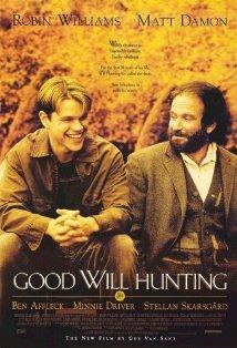 Good Will Hunting posteri