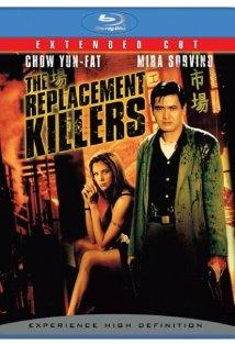 The Replacement Killers posteri
