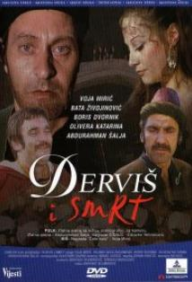The Dervish and Death posteri
