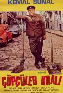 The King of the Street Cleaners posteri