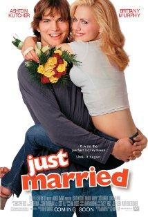 Just Married posteri