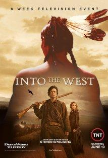Into the West posteri