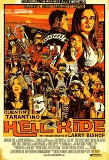 Hell Ride posteri