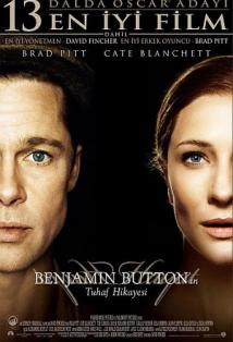 The Curious Case of Benjamin Button posteri