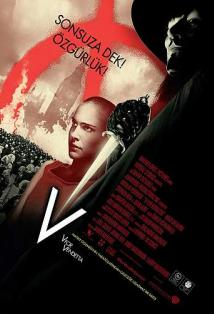 V for Vendetta posteri