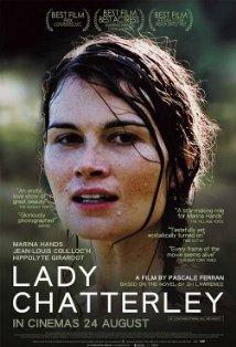 Lady Chatterley posteri