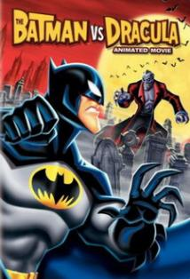 The Batman vs Dracula: The Animated Movie posteri
