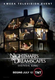 Nightmares & Dreamscapes: From the Stories of Stephen King posteri