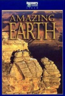 Amazing Earth posteri