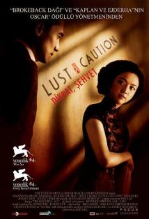 Lust, Caution posteri