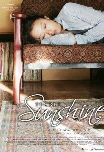 Secret Sunshine posteri
