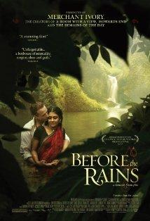Before the Rains posteri