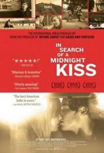 In Search of a Midnight Kiss posteri