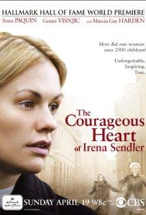 The Courageous Heart of Irena Sendler posteri