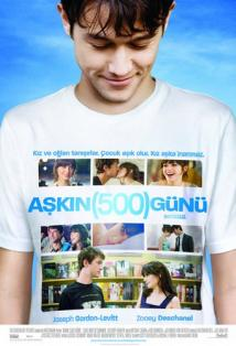 (500) Days of Summer posteri