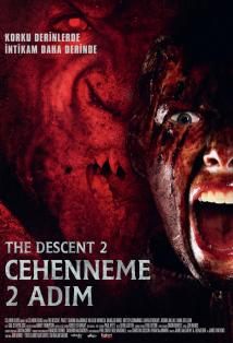 The Descent: Part 2 posteri