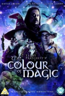 The Color of Magic posteri