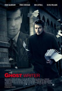 The Ghost Writer posteri