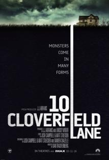 10 Cloverfield Lane posteri