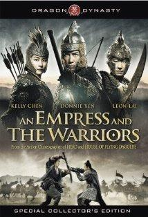 An Empress and the Warriors posteri