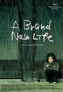 A Brand New Life posteri