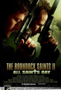 The Boondock Saints II: All Saints Day posteri