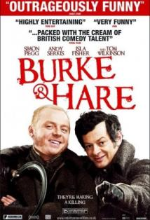 Burke and Hare posteri