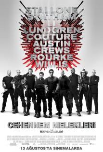 The Expendables posteri
