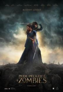 Pride and Prejudice and Zombies posteri
