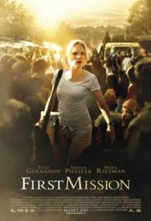 First Mission posteri