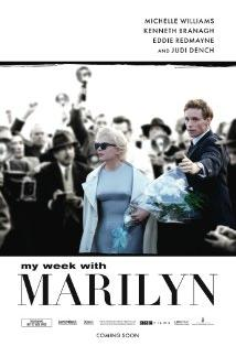 My Week with Marilyn posteri