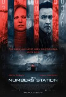 The Numbers Station posteri