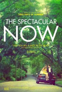 The Spectacular Now posteri
