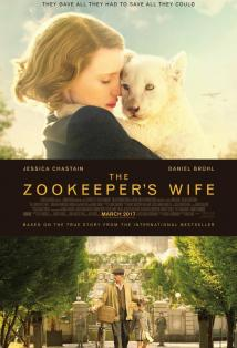 The Zookeeper's Wife posteri