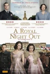 A Royal Night Out posteri