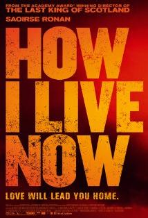 How I Live Now posteri