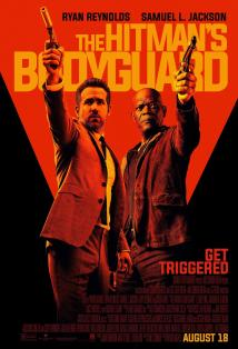The Hitman's Bodyguard posteri