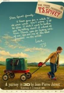 The Young and Prodigious T.S. Spivet posteri