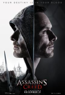 Assassin's Creed posteri